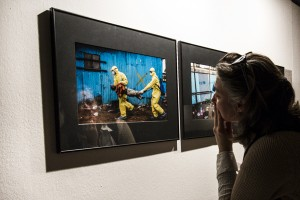Daniel Berehulak, Ébola. Photonfestival, IVAM
