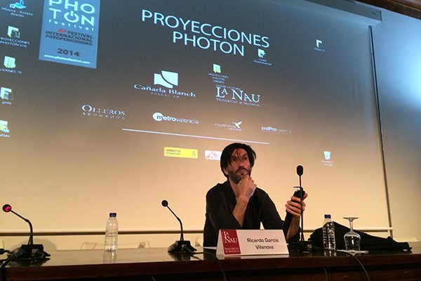 PhotOn Festival Conferencias 2014