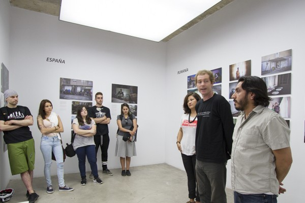 Photon 2015-exposiciones.Irving Villegas.Espai D'art fotogràfic