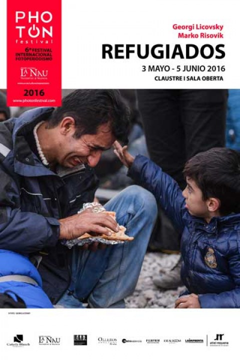 Refugees-Exhibitions Photon festival  2016