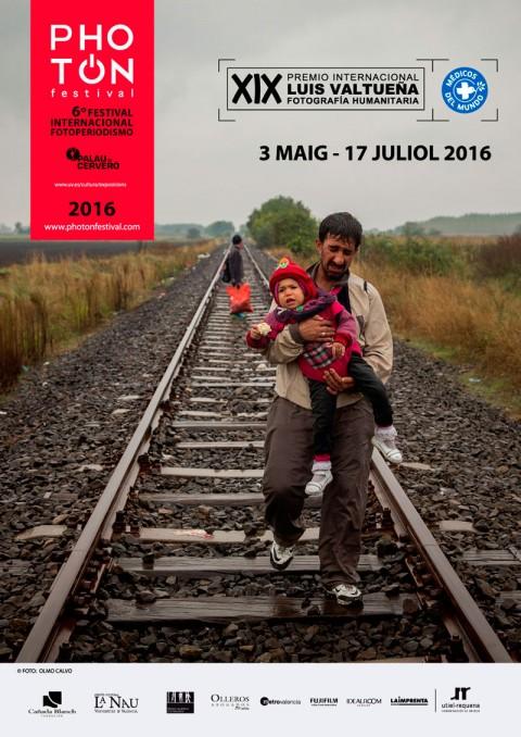 XIX LUIS VALTUEÑA AWARD -EXHIBITIONS PHOTON FESTIVAL 2016