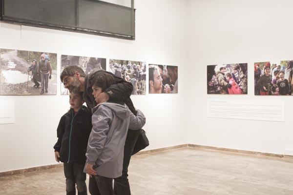 Exposición Refugiados Georgi Licovsky y Marco Risovnik - PhotOn 2016
