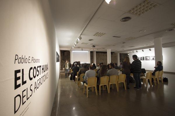 Exposición EL Costo Humano - Piovano- PhotOn 2016