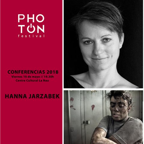 Hanna Jarzabek – Conferencias PhotOn 2018