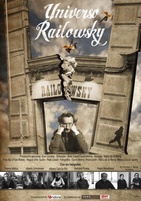 Ciclo-Cine // Universo Railowsky