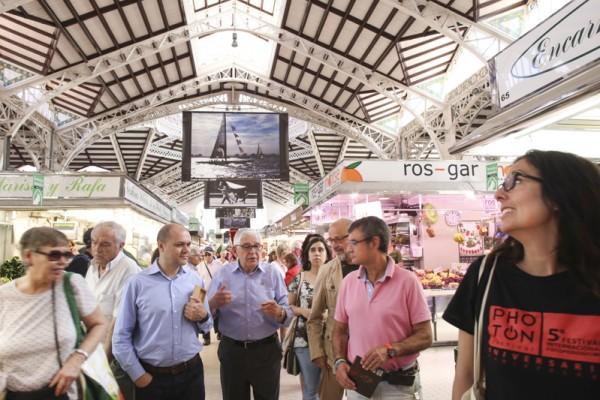 Exposiciones Photon 2015-historia y memoria-familia vidal-Mercado Central