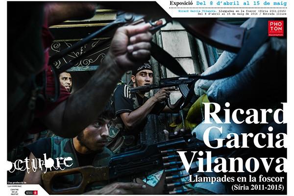 Ricardo García Vilanova -Llampades en la foscor