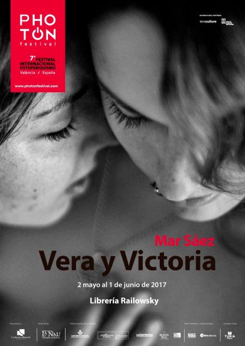 Vera y Victoria. Mar Sáez. Exhibitions PhotOn 2017